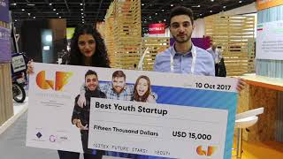 Cherpa was awarded the Best Youth Startup -GFS Supernova Pitch Competition 2017