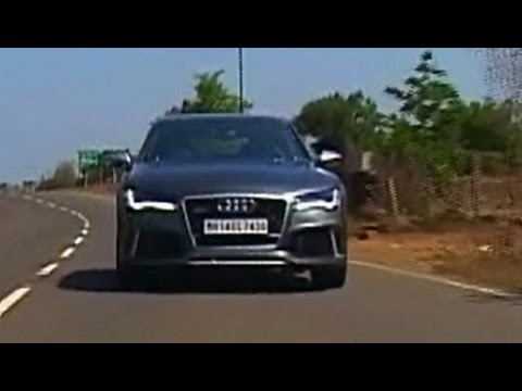 2015 Audi Rs7 Sportback Launched Priced At Rs 14 Crore Youtube