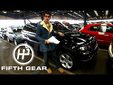 Fifth Gear Auction House Bargains