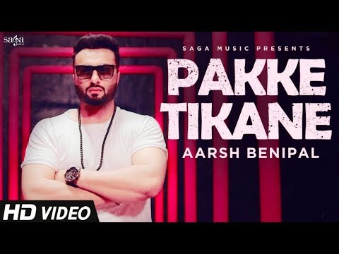 Aarsh Benipal - Pakke Tikane | Jassi Lohka | New Punjabi Songs 2018 | Chandigarh Gedi Route Songs