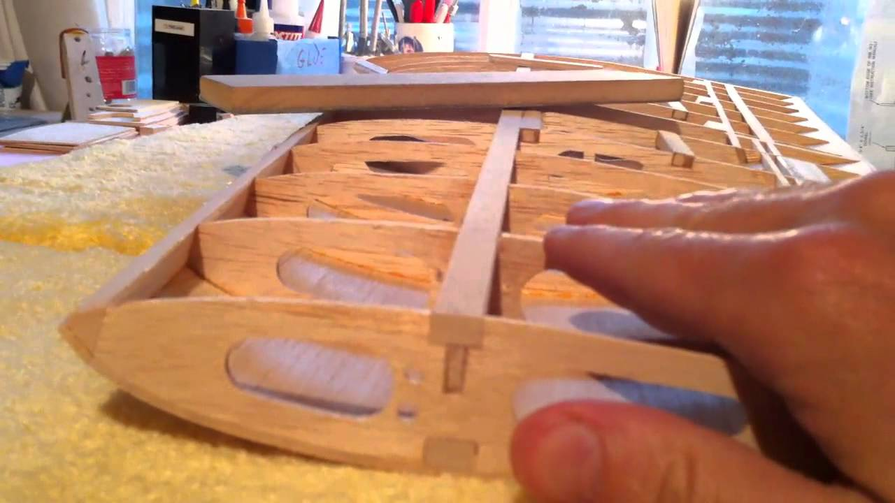 How To Sand An Rc Airplane Wing Without Screwing Up The