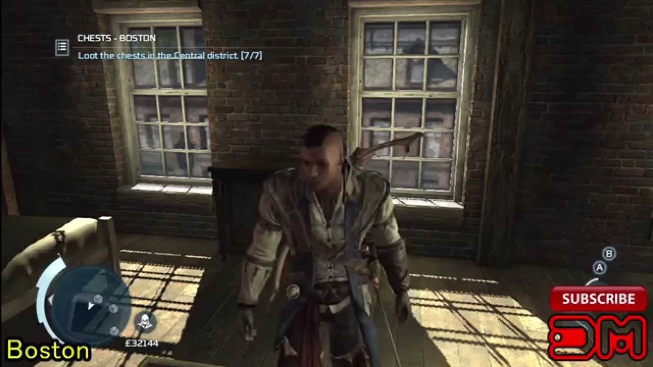Review Assassin's Creed III - Revolutia Asasinilor