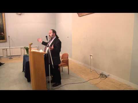 """David Lazar - """"Judiskt perspektiv"""""""