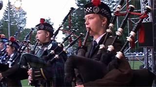 Auld Lang Syne - Czestochowa Pipes & Drums z Królewską Orkiestrą Symfoniczną