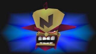 Crash Bandicoot 2 Cortex Strikes Back Game Over