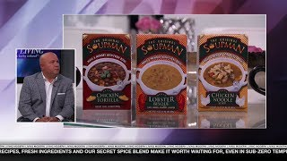 The Original Soupman featured on Modern Living with kathy ireland®