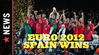 Euro 2012 Final Highlights: Spain Beats Italy 4-0, Stakes Claim to Best Football Team of All Time?