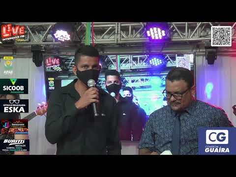 Live Solidária com Ari Santos - INTERATIVA FM