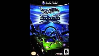 Hot Wheels Velocity X OST: Crankshaft Bay