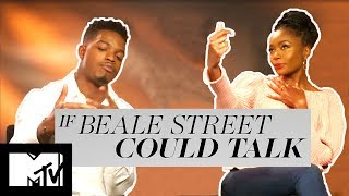 If Beale Street Could Talk Stars Go Speed Dating! | MTV Movies