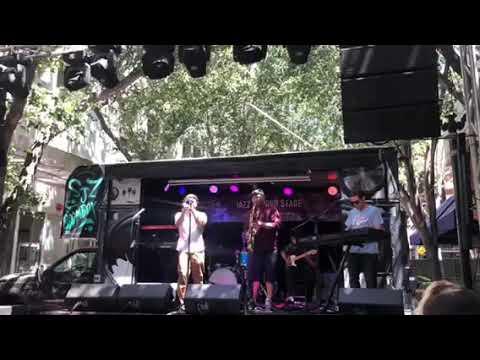 "The Illiance @ San Jose Jazz Summer Fest 2019 - ""Strasbourg St. Denis"""