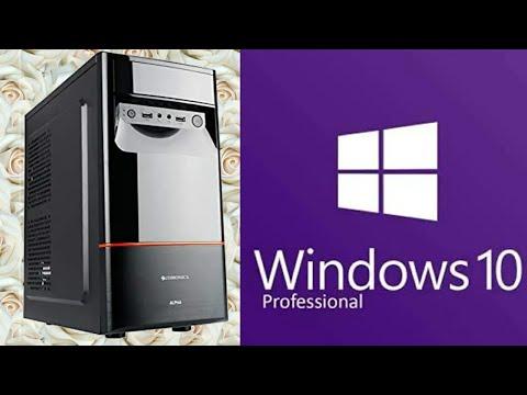 Desktop PC CPU with 320 GB  4 GB DDR3 RAM