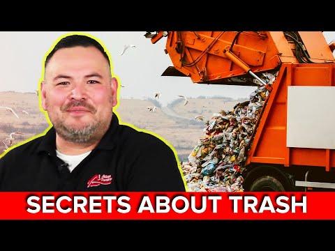 A Garbage Man Reveals Secrets About Your Trash
