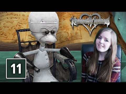 HALLOWEEN TOWN | Kingdom Hearts Chain Of Memories Gameplay Walkthrough Part 11
