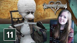 HALLOWEEN TOWN | Kingdom Hearts Chain Of Memories Gameplay Walkthrough Part 11
