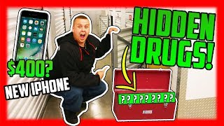 I Bought An Abandoned Storage Unit That Belonged To A DRUG DEALER Again! I Can't Believe This!