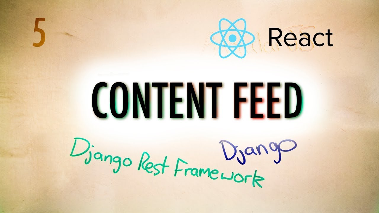 How to Fix CORS Issue with Django Rest Framework (Content Feed) | Part 5