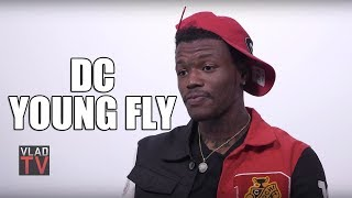 DC Young Fly on Black Wall Street Getting Burned Down by Whites (Part 6)