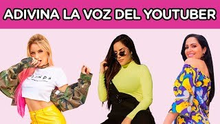 ADIVINA LA VOZ DEL YOUTUBER | YOU OCIO