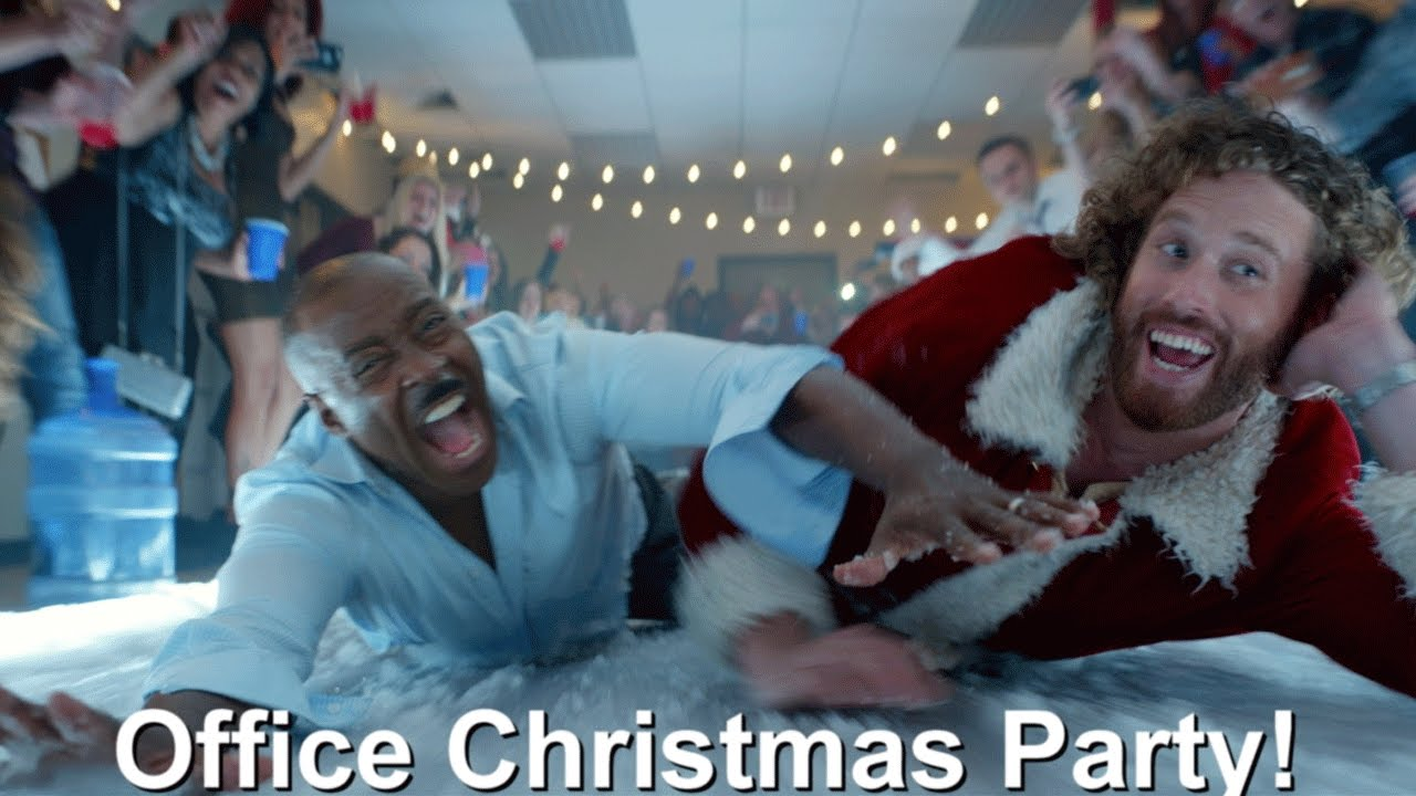 Office christmas party best images collections - Office Christmas Party 2016 Down With Ocp Paramount Pictures