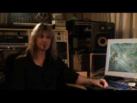 Arjen Lucassen 01011001 EPK interview