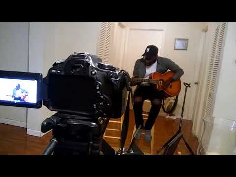 To Worship You I Live cover by Josue Louis ( Part 1) - The Creative Vault