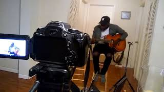 To Worship You I Live cover by Josue Louis ( Part 1) - The Creative Vault Lounge SZN 1