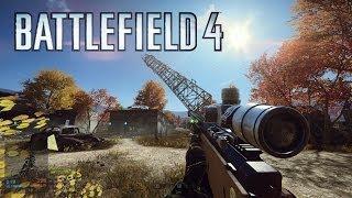 Battlefield 4 - Caspian Border 2014 - TDM Gameplay - Ultra Settings