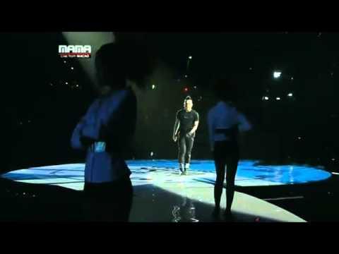 MAMA 2010  Taeyang I need a girl with Dara 2NE1 HD