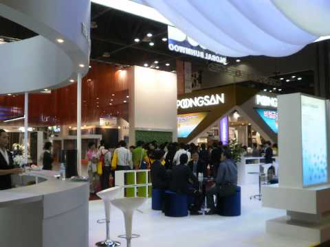 Korea International Steel & Nonferrous Metal Industry Expo 국제철강 및 비철금속산업전시회