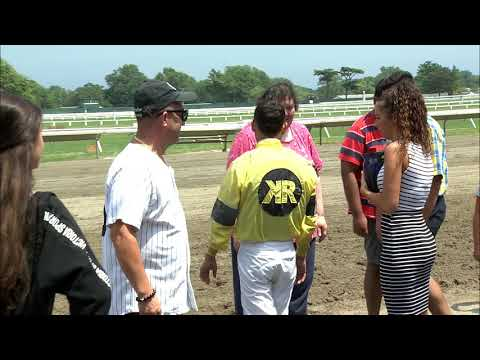 video thumbnail for MONMOUTH PARK 7-19-19 RACE 2