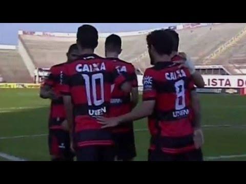 Melhores Momentos Mogi Mirim 0 X 2 Atlético GO Brasileirão série B 17/10/2015
