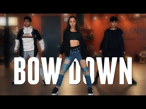 "Sean Lew & Kaycee Rice & Gabe - BEYONCE ""Bow Down"" (Homecoming Live) - TRICIA MIRANDA Choreography"