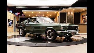 1968 Ford Mustang Bullitt For …