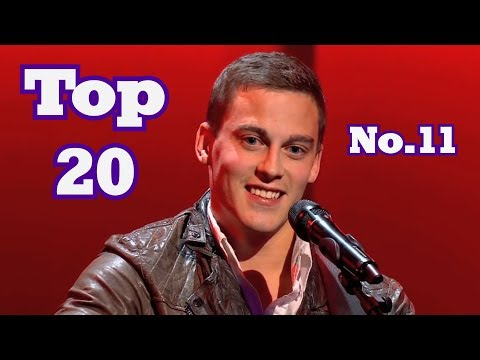 The Voice - My Top 20 Blind Auditions Around The World (No.11)