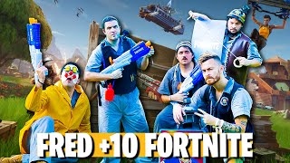 FORTNITE da vida real!