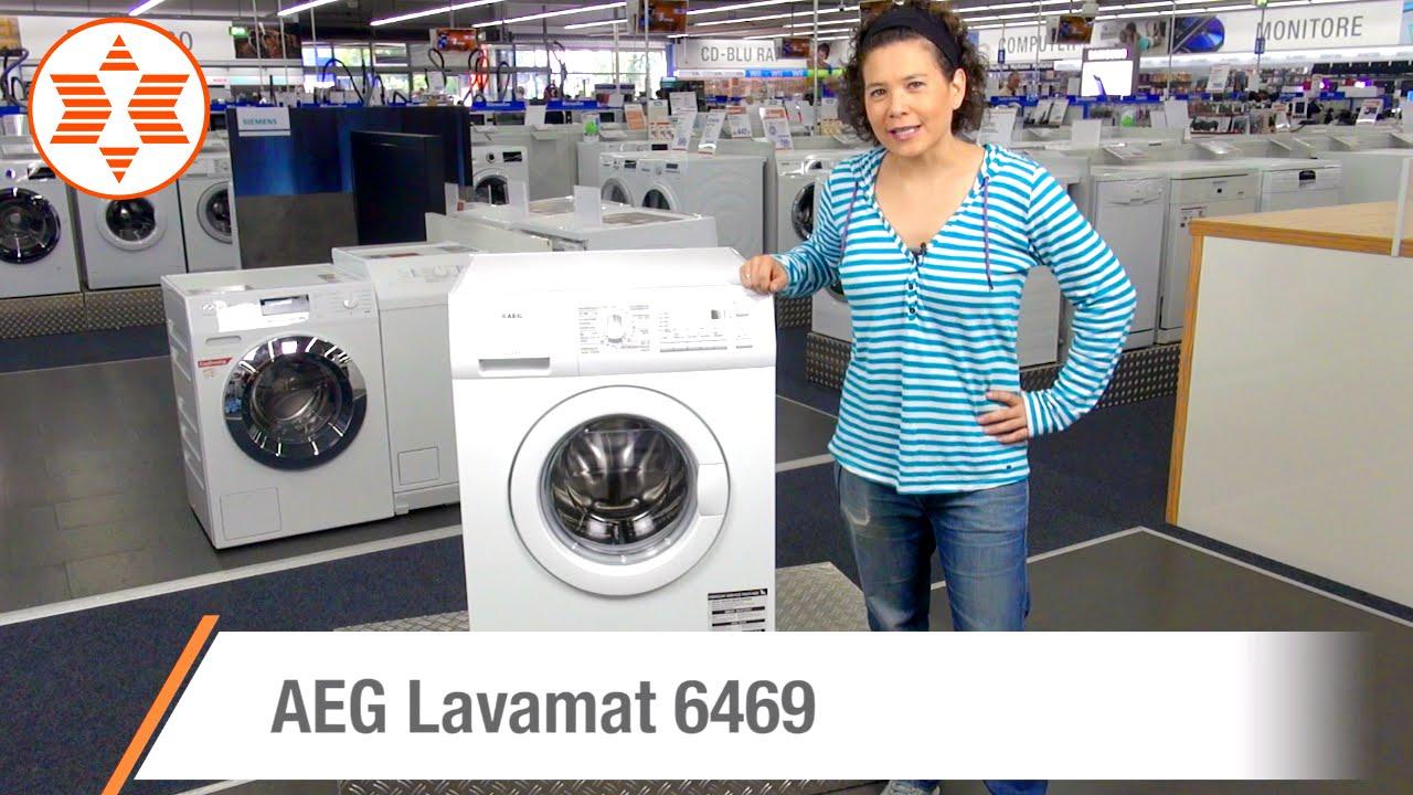 waschmaschine aeg lavamat 6469 experten angebot der woche youtube. Black Bedroom Furniture Sets. Home Design Ideas