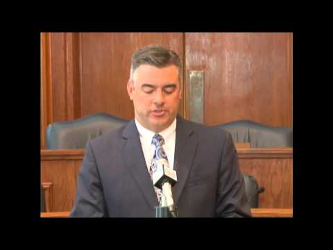 Senate President Pro Tem Tom Dempsey (R-St. Charles) l Student Transfer Process l Missouri Education