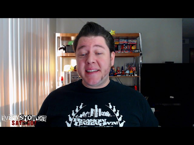 Every Show Joe Says Not Go! 5-22-2020