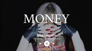 MONEY - LISA (Lyrics Terjemahan) Drop some MONEY, dropping all my MONEY