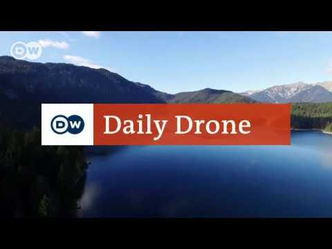 #DailyDrone: Eibsee, Grainau