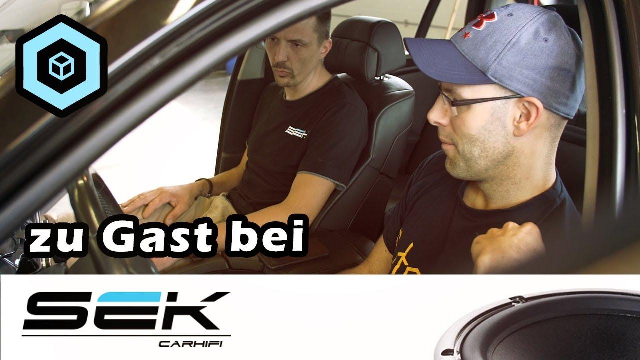 Zu Gast bei SEK Car Hifi - Part 1/2 - YouTube