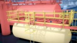 Tesoro Golden Eagle Refinery Fly-Through