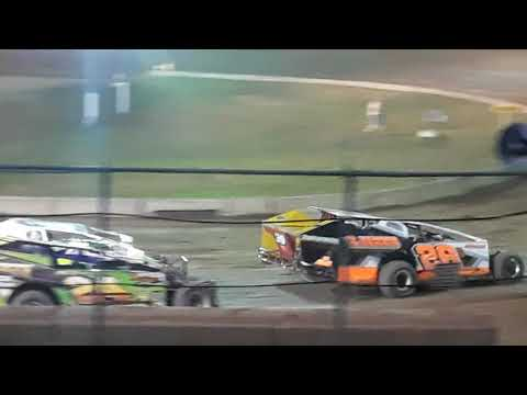Accord Speedway Sportsman Feature 7/20/18 Part 1