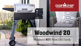 Woodwind Wifi 20 | Camp Chef