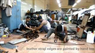 Success Leather Manufacturing in Kanpur India English