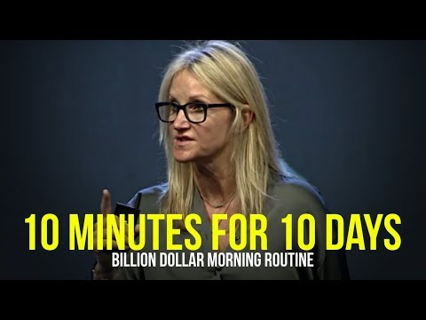 Christina Martinez - Billionaires Do This For 10 Minutes Every Morning!