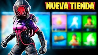 FORTNITE'S NEW STORE TODAY AUGUST 22 NEW SKIN CORRUPT TRAVEL AND LUNAR REBOTE GESTO