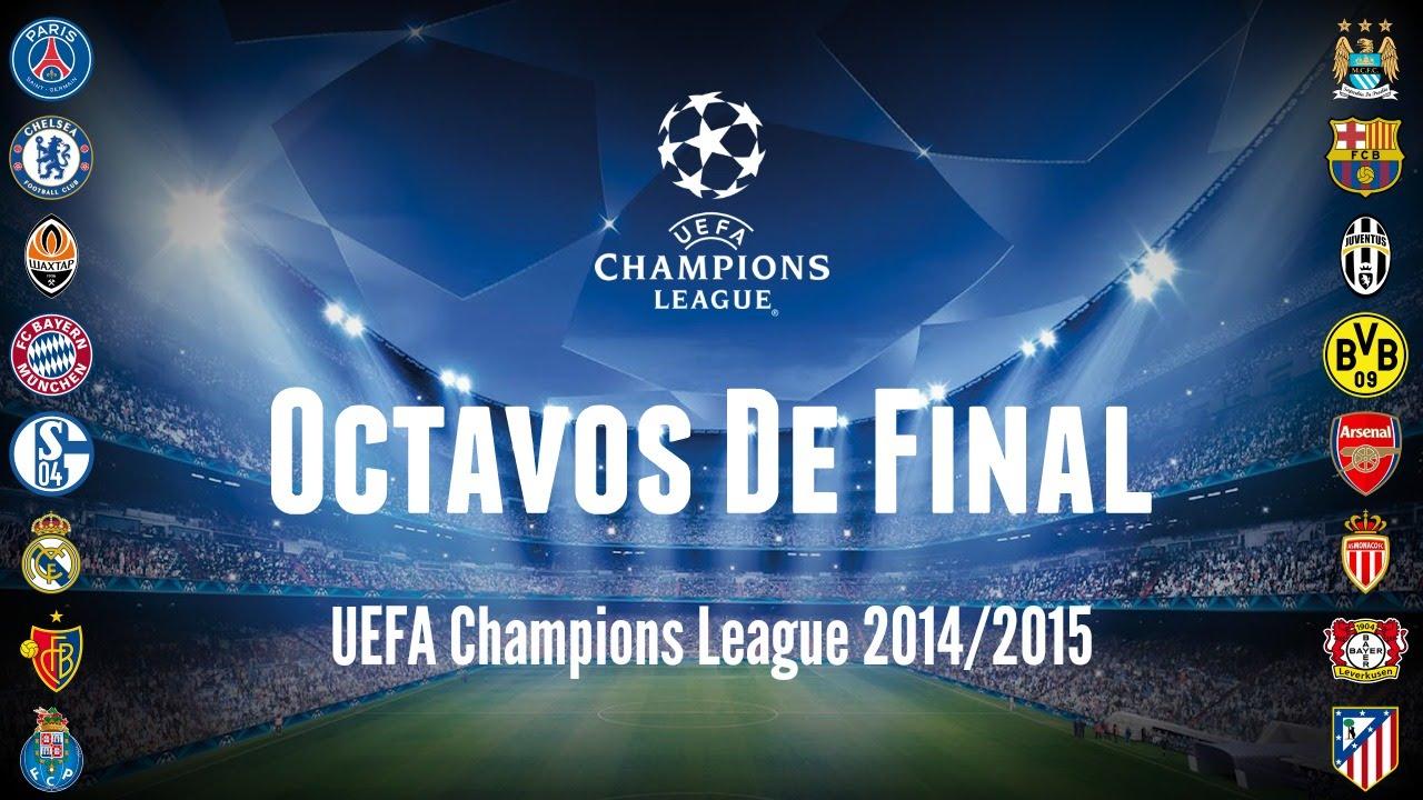 octavos de final uefa champions league 2014 2015 youtube. Black Bedroom Furniture Sets. Home Design Ideas