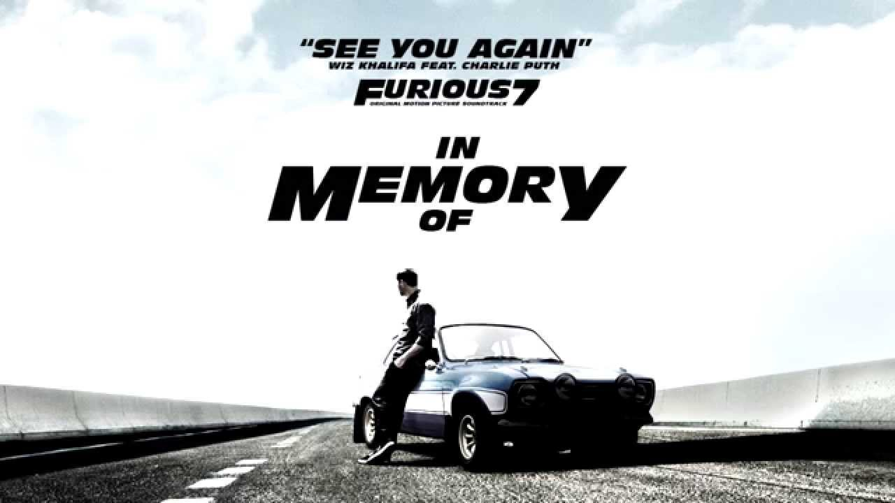 Fast And Furious 7- See You Again Furious 7 Ending Version HQ